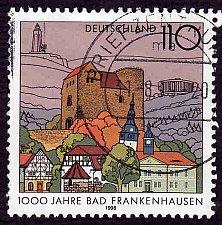 Buy German Used Scott #1992 Catalog Value $.75