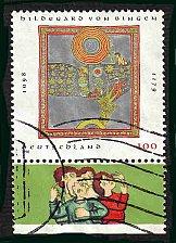 Buy German Used Scott #1998 Catalog Value $.75