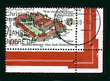 Buy German Used Scott #1999 Catalog Value $.75