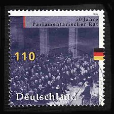Buy German Used Scott #2005a Catalog Value $2.25
