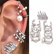 Buy 9pcs earrings