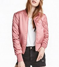 Buy women soft short jacket pink