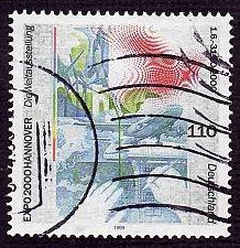 Buy German Used Scott #2034 Catalog Value $.85