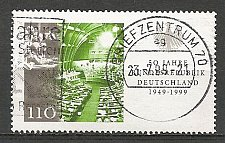 Buy German Used Scott #2042a Catalog Value $1.50