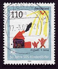 Buy German Used Scott #2043 Catalog Value $.75