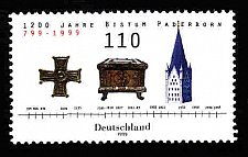 Buy German MNH Scott #2044 Catalog Value $1.30