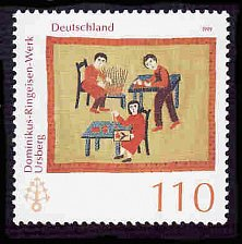 Buy German MNH Scott #2046 Catalog Value $1.40
