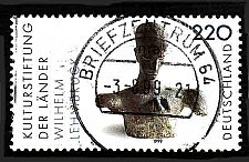 Buy German Used Scott #2049 Catalog Value $1.25