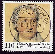 Buy German Used Scott #2052 Catalog Value $.85