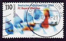 Buy German Used Scott #2054 Catalog Value $.85