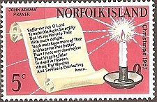 Buy Norfolk Island: Christmas Issue (1967), MNH Single