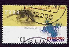 Buy German Used Scott #2060 Catalog Value $.80