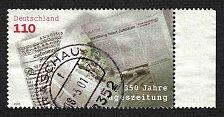 Buy German Used Scott #2088 Catalog Value $.85