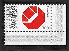 Buy German MNH Scott #2089 Catalog Value $3.50