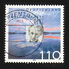 Buy German Used Scott #2096 Catalog Value $.85