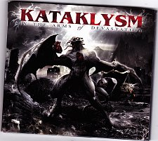 Buy In The Arms Of Devastation by Kataklysm CD - Like New