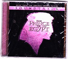 Buy The Prince of Egypt - Original Soundtrack CD 1998 - Brand New