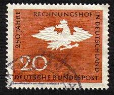 Buy German Used Scott #900 Catalog Value $.30