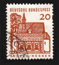 Buy German Used Scott #905 Catalog Value $.25