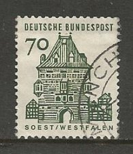 Buy German Used Scott #911 Catalog Value $.40