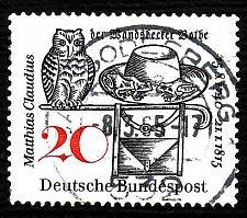 Buy German Used Scott #917 Catalog Value $.30