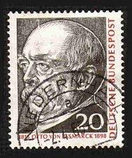 Buy German Used Scott #918 Catalog Value $.30