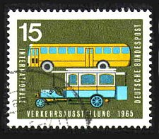 Buy German Used Scott #921 Catalog Value $.30