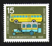 Buy German MNH Scott #921 Catalog Value $.25