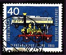Buy German Used Scott #923 Catalog Value $.30