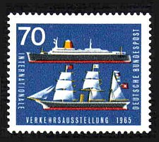 Buy German MNH Scott #925 Catalog Value $.30
