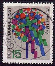 Buy German Used Scott #926 Catalog Value $.25