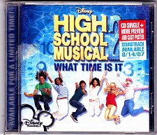 Buy High School Musical 2 'What Time Is It' 2007 CD - Brand New - Factory Sealed