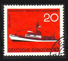 Buy German Used Scott #929 Catalog Value $.30