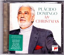 Buy Placido Domingo - My Christmas 2015 CD - Brand New