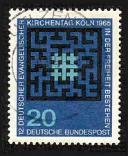 Buy German Used Scott #931 Catalog Value $.30