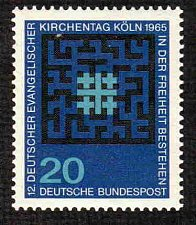 Buy German MNH Scott #931 Catalog Value $.25