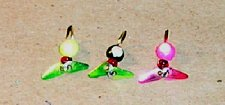 Buy ICE JIG TEASER W/FLIPPERS GLOW