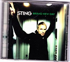 Buy Brand New Day by Sting (The Police) CD 1999 - Very Good