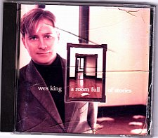 Buy A Room Full of Stories by Wes King CD 1997 - Good