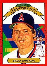 Buy Brian Downing #10 - Angels 1990 Donruss Baseball Trading Card