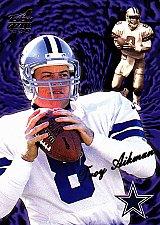 Buy Troy Aikman #40 - Cowboys 1999 Aurora Football Trading Card