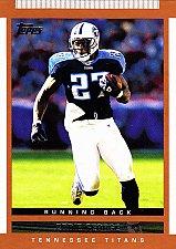 Buy Eddie George #44 - Titans 2003 Topps Football Trading Card