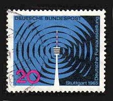 Buy German Used Scott #932 Catalog Value $.30