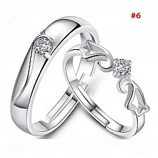 Buy fashion women AND men wedding rings