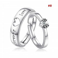 Buy women and men fashion wedding rings