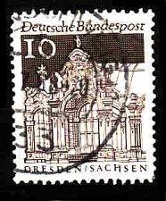 Buy German Used Scott #937 Catalog Value $.25