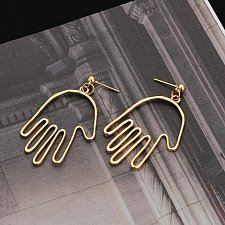 Buy 1pair women fashion earring