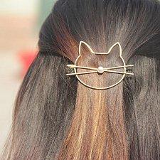 Buy 2 colors women hair clip