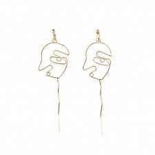 Buy 1pair women fashion earring