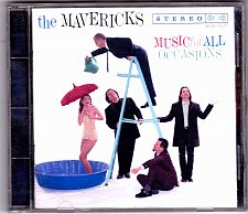 Buy Music for All Occasions by The Mavericks CD 1995 - Very Good